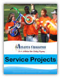 download team building service projects pricing