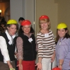 super hero themed team building program