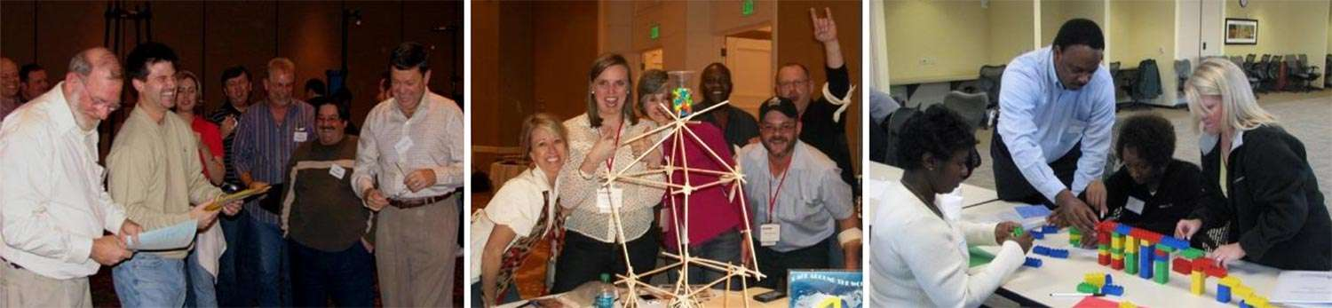 one hour team building activities in Atlanta
