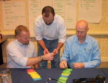 Leadership Simulation program for leadership development