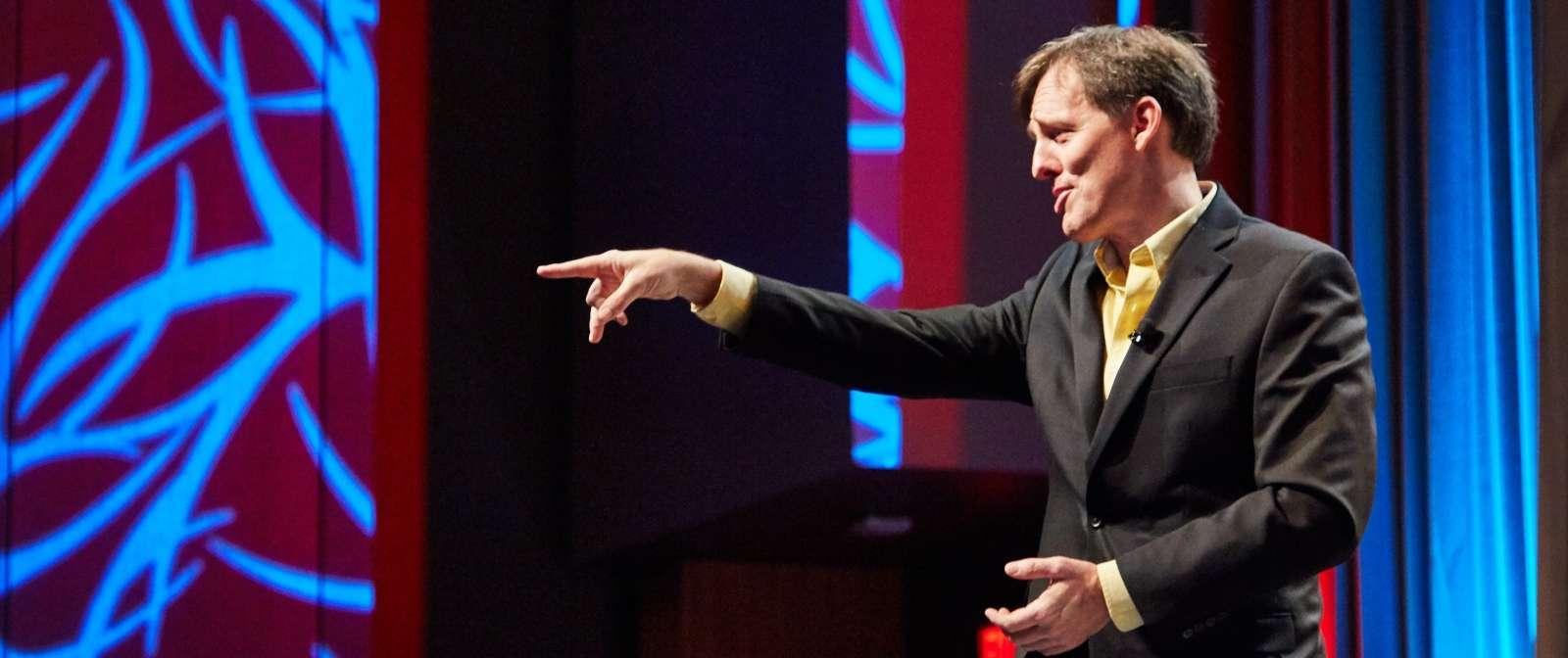 Shawn Clark interactive Teamwork Compass(R) presenter