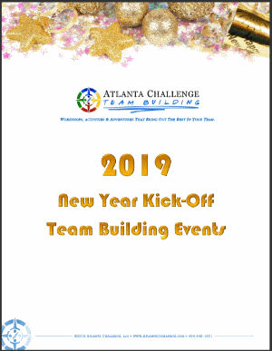 New Year Kick Off Meeting Activities & Team Building PDF