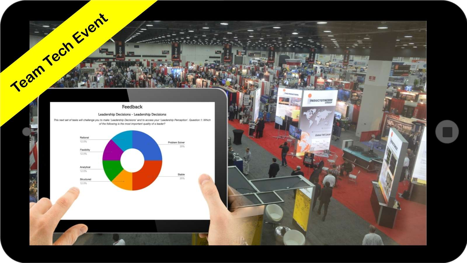 Expo Explorer-gamify your expo for increased vendor engagement and better ROI