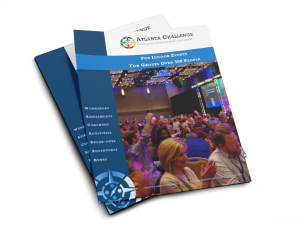 Download facilitated conference activities ideas & pricing